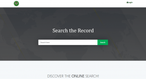 CAC Public Name Search